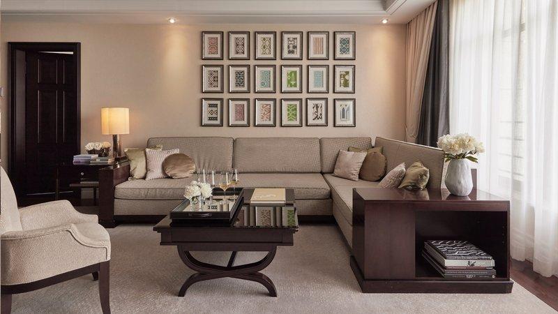 Classic Suite Livingroom Breidenbacher Hof