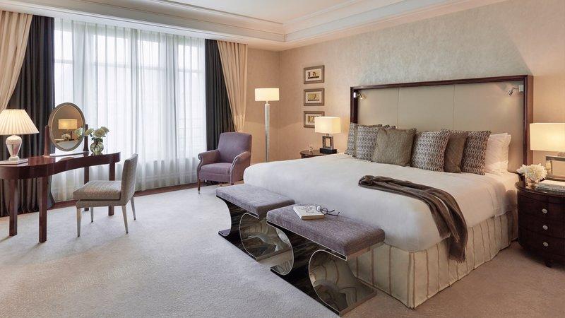 Executive Suite Bedroom Breidenbacher Hof