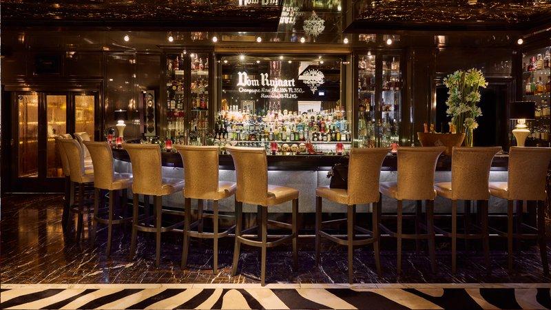 The Bar Best Bar In Town Award Winning Cocktails Breidenbacher Hof
