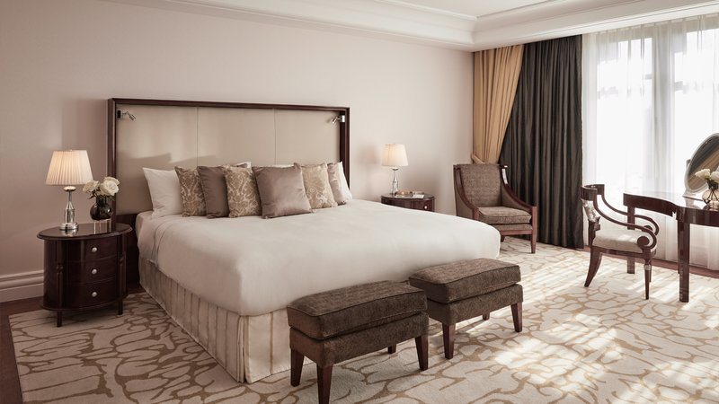 Presidential Suite Bedroom Breidenbacher Hof