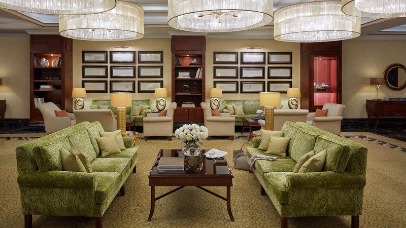 Living Room Guest Lounge Breidenbacher Hof