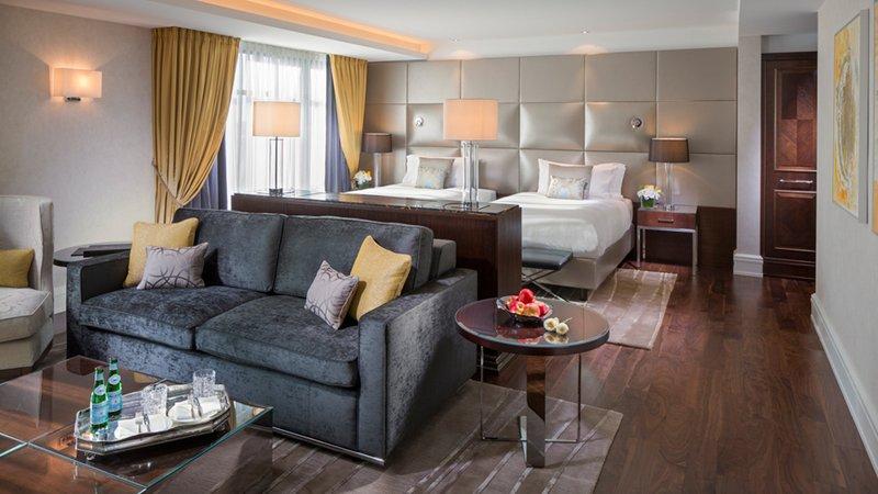Grand Deluxe Room Breidenbacher Hof