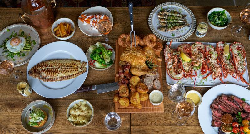 1665 Sunday Roast