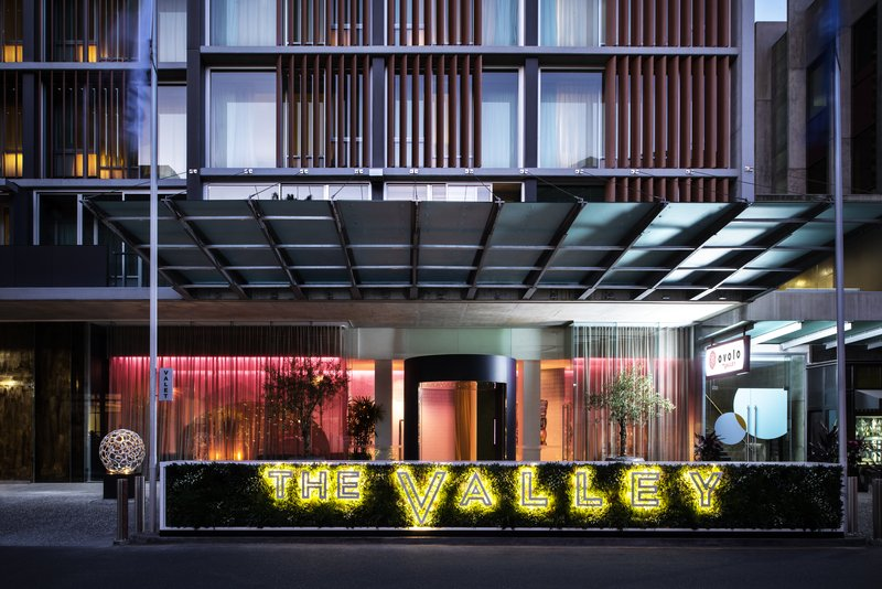 Ovolo The Valley Exterior