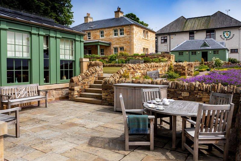 Links House & Royal Dornoch Golf Club