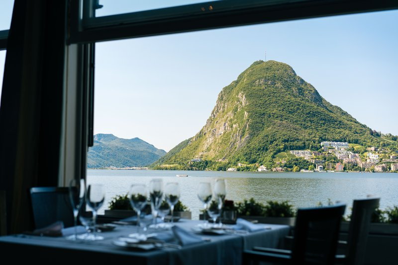 View From The Restaurant Arte