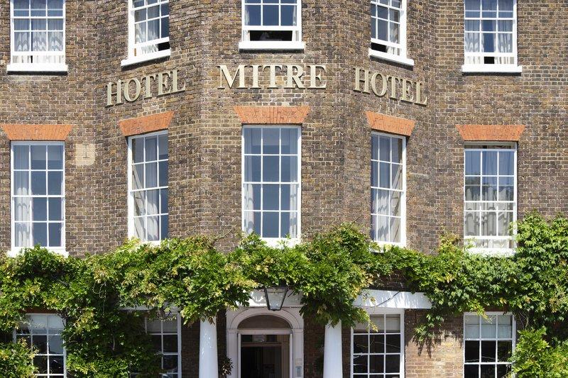 Mitre Hotel Facade