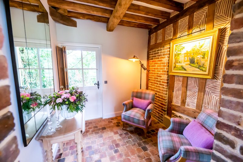 Bouillerie Living Room