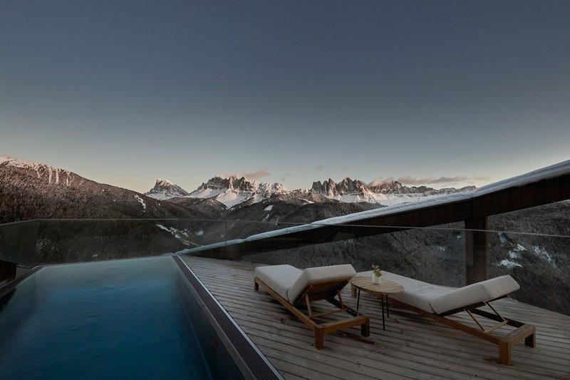 Penthouse Suite Pool