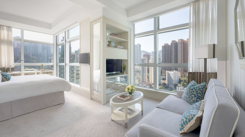 Lanson Place CWB Deluxe Room Full Length Window