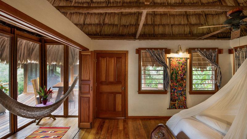 Gaïa Riverside Villa Bedroom