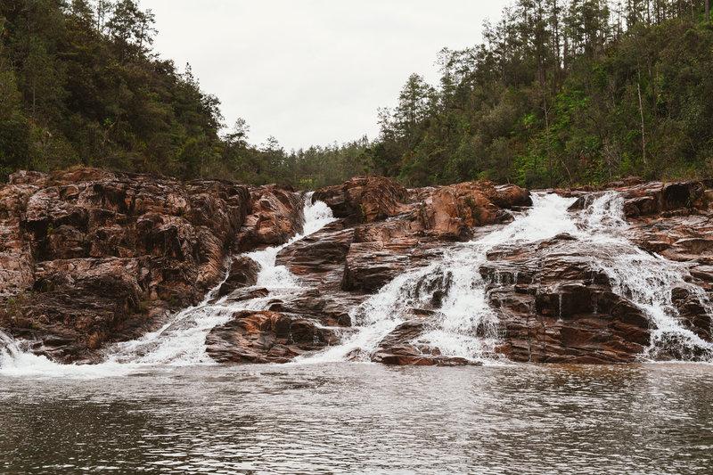 Five Sisters Waterfalls