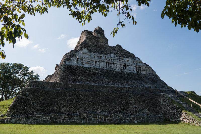 Xunantunich Maya Ruin Tour
