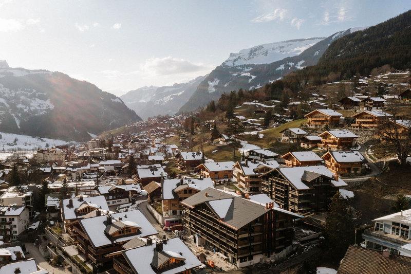 Bergwelt Grindelwald - Alpine Design Resort