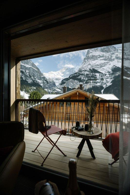 Luxury Balcony View