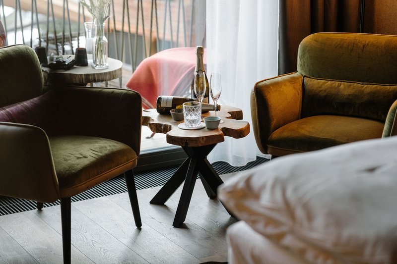 Luxury Lounge Seats
