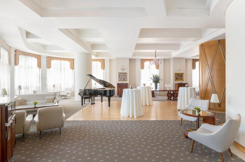 Lanson Place CWB Lounge Function