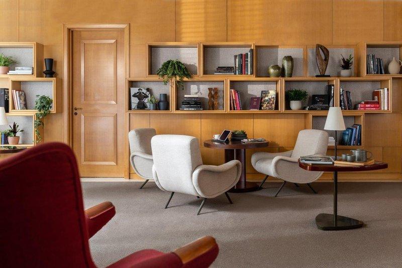 Lanson Place Global Reading Lounge
