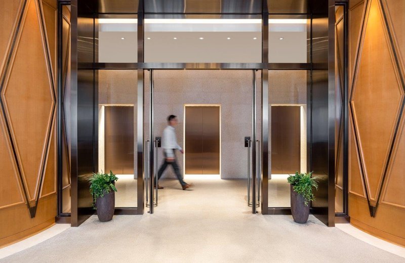 Lanson Place Global Lift Foyer