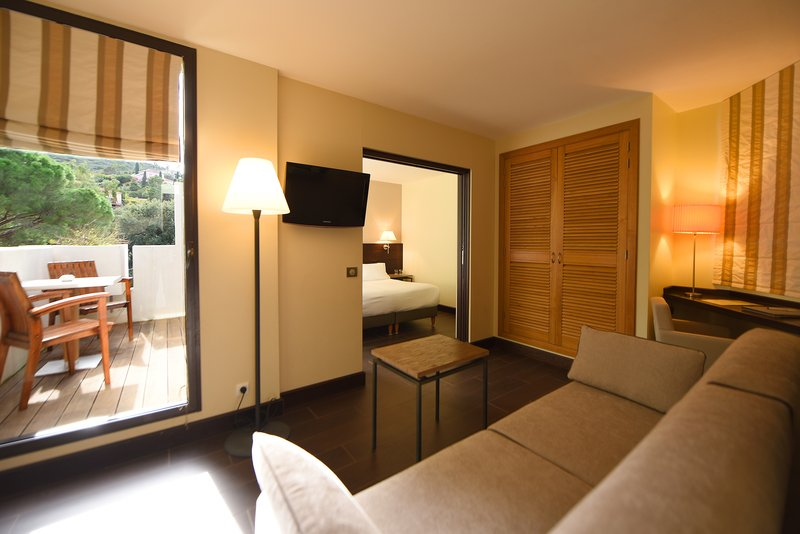 Mountain Side Suite