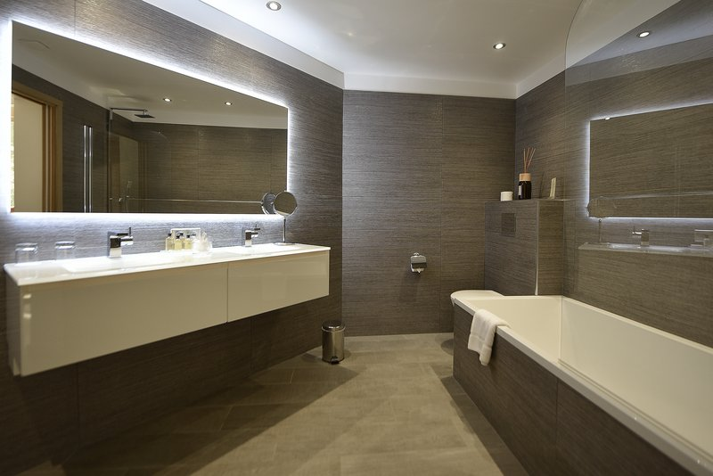 Mountain Side Rooms Bathroom