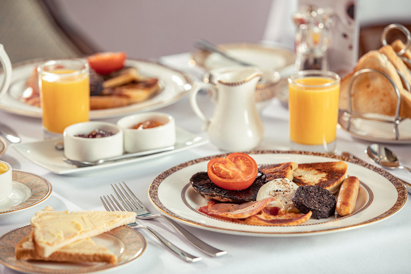Is there a better breakfast, than an Traditional Irish Breakfast?