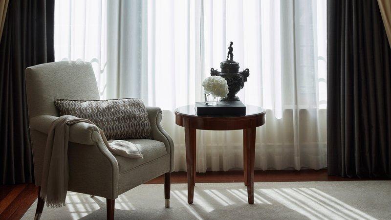 Grand Suite Detail Breidenbacher Hof