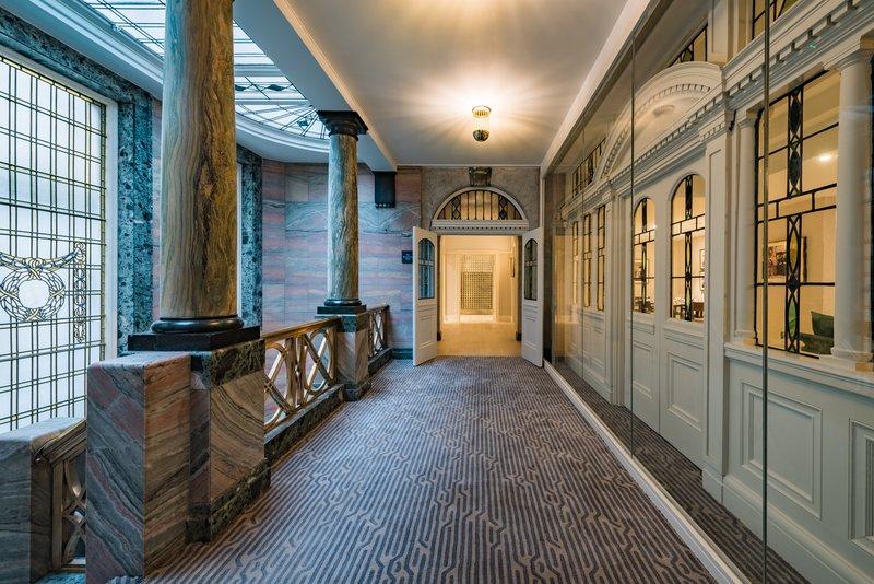 Boardroom Suite Entrance