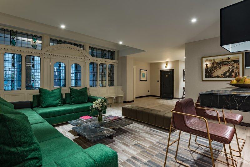 Boardroom Suite Living Area