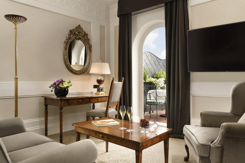 Villa Borghese Living