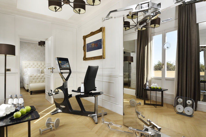 Penthouse Fitness Room
