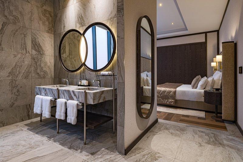 The House Master Bathroom