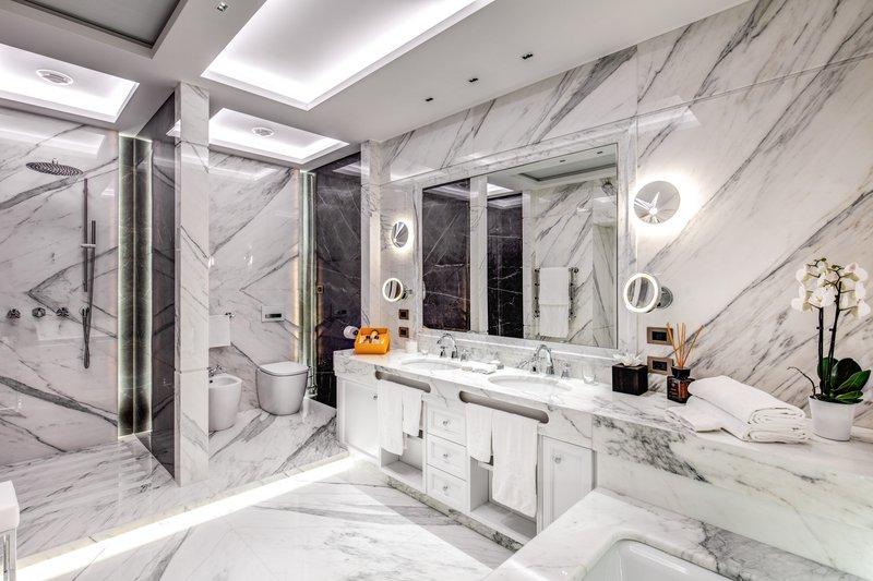 Splendide Presidential Suite - Bathroom