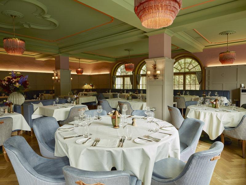 LEONARD's Main Dining Room