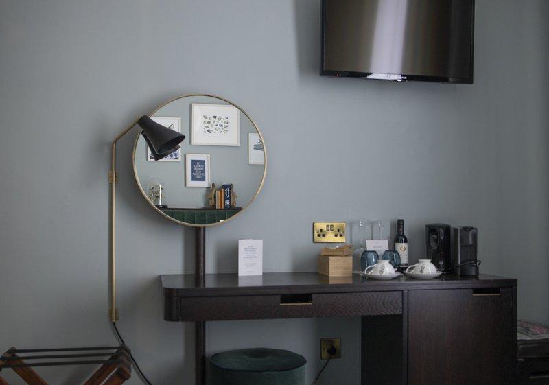 Small Double Desk