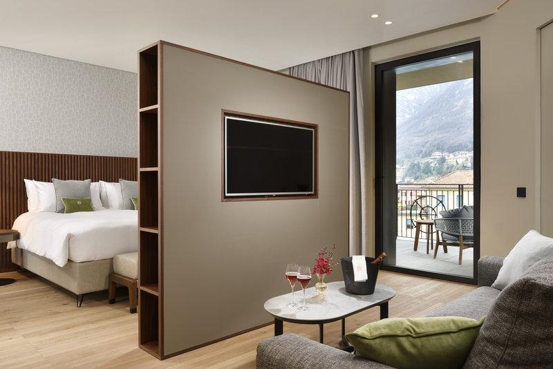 Suite Park View 359 - Living Area