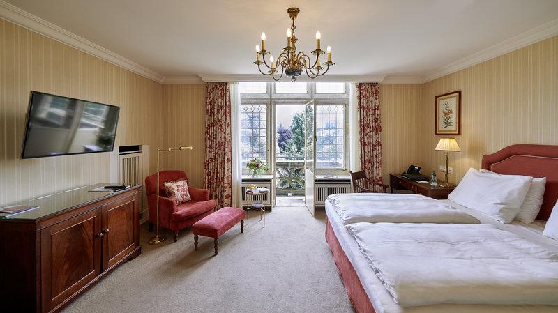 Castle Grand Balcony Room