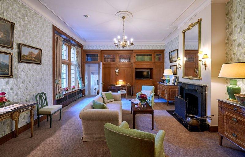 Castle Balcony Suite
