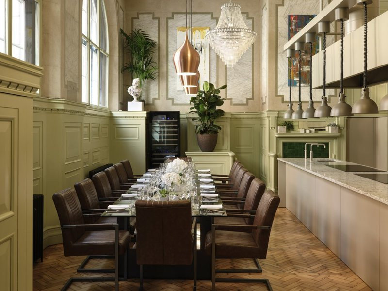 The Bank Private Dining