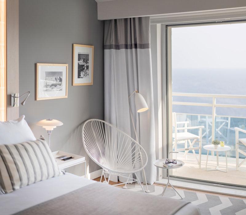 Superior Room Sea View & Balcony
