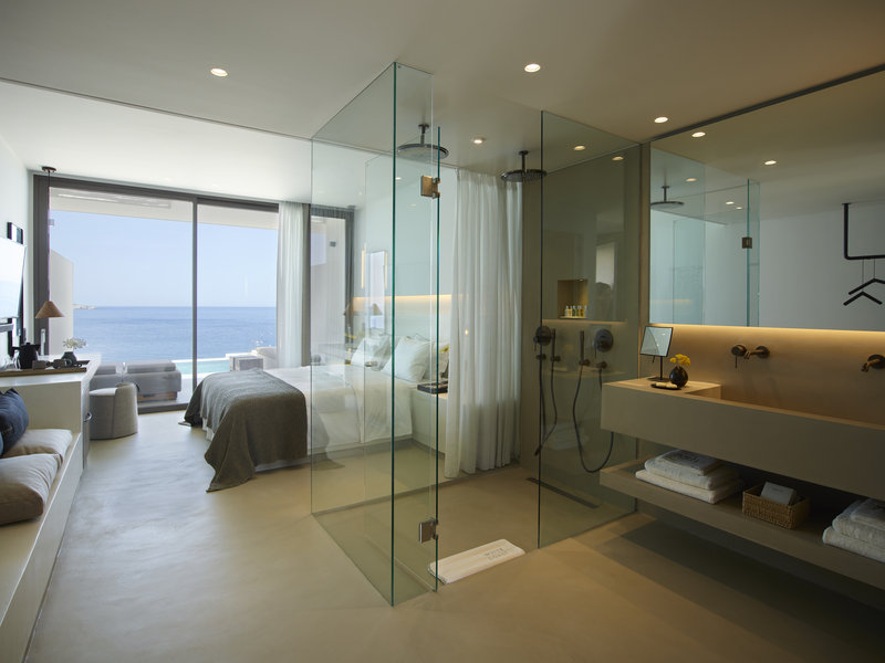 Premium Deluxe Suite Private Pool & Panoramic Sea View