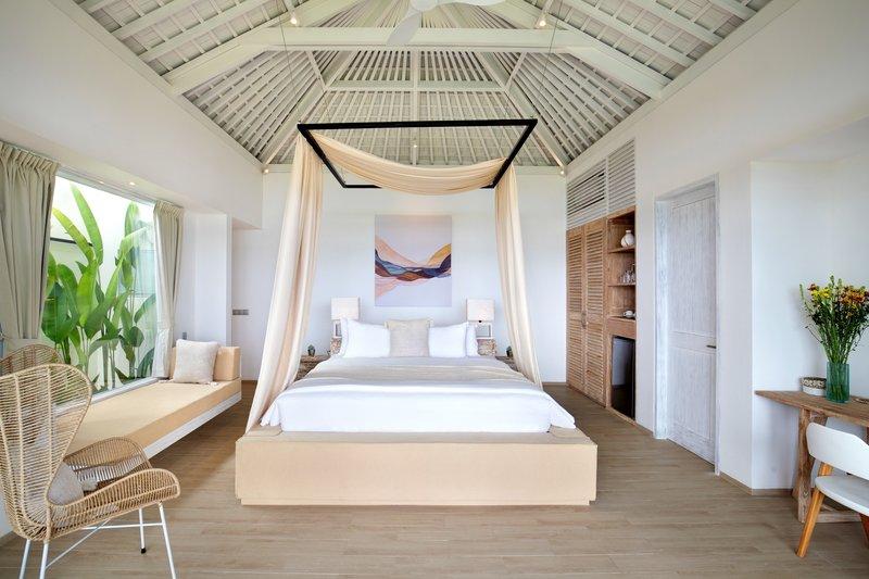 Studio Bedroom Ocean View Villa
