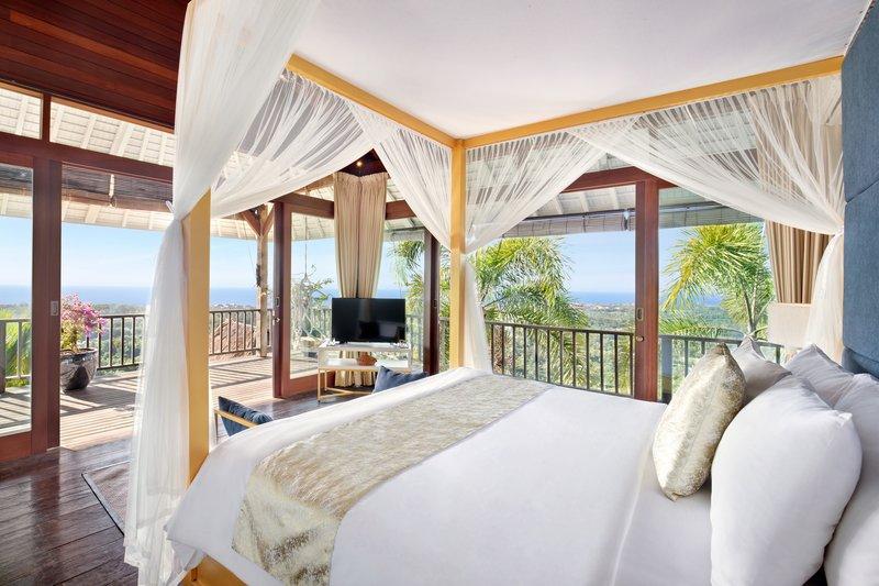Five Bedroom Ocean View Pool Villa