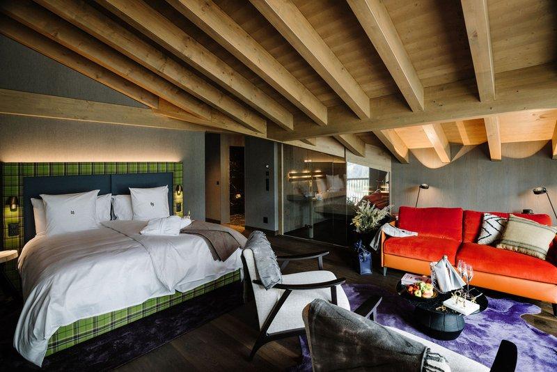 Jungfrau SPA Suite