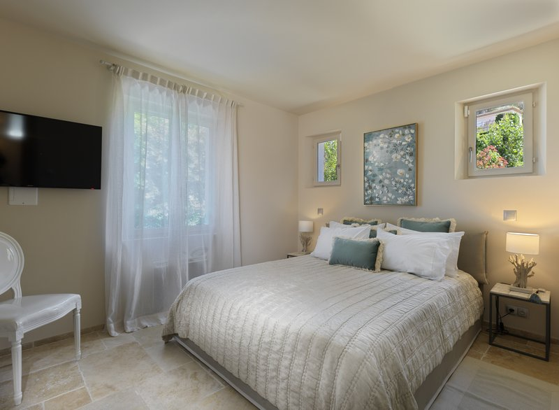 Villa Beau Rivage Bedroom