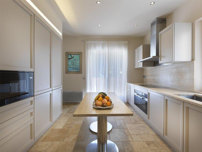 Villa Beau Rivage Kitchen