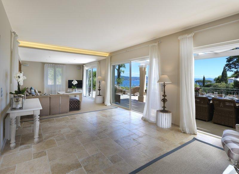 Villa Beau Rivage Lounge
