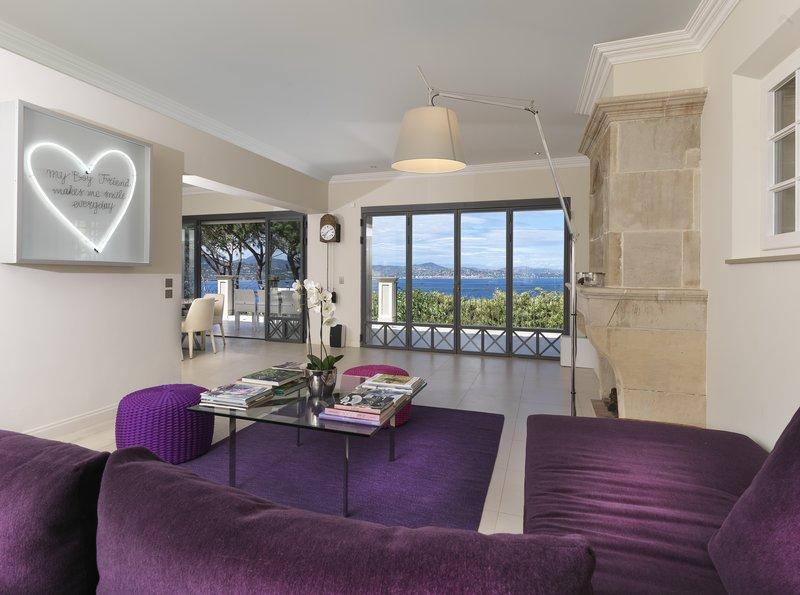 Villa Bellevue Lounge