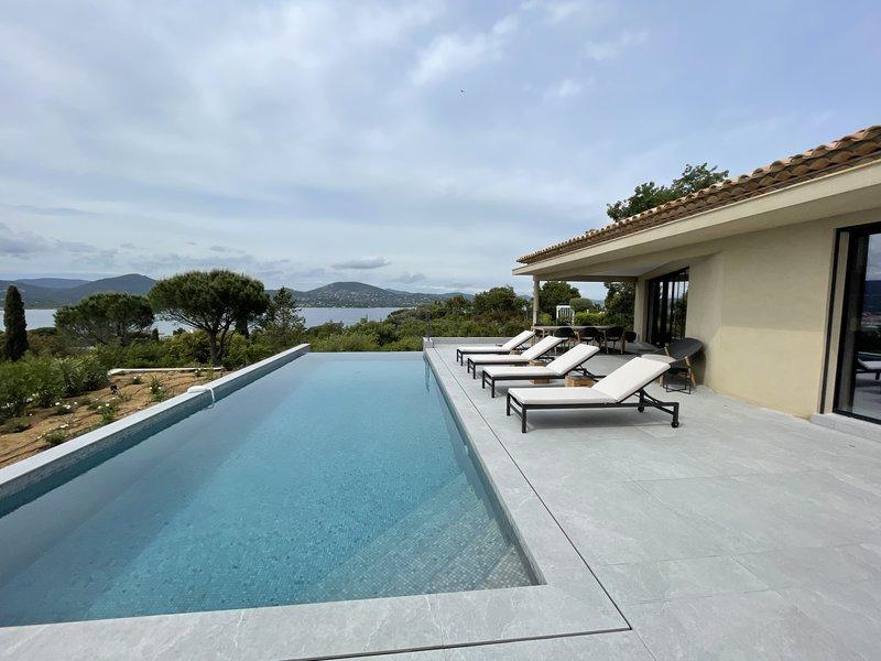 Villa Cote D Or Outdoor Pool