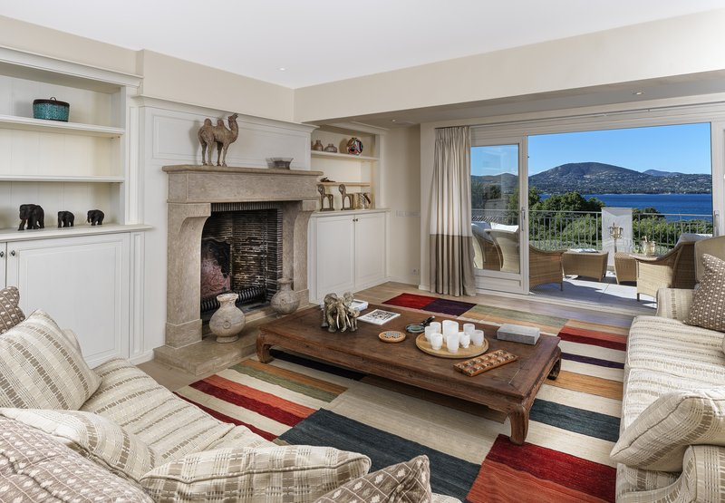 Villa Haute Vue Lounge
